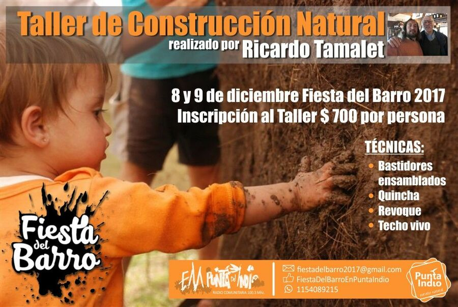 Taller de Construccion Natural